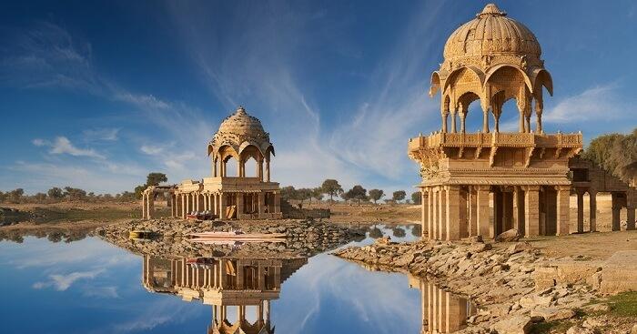Udaipur to Jaisalmer