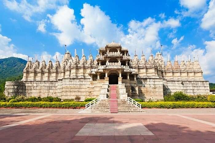 Udaipur to chittorgarh