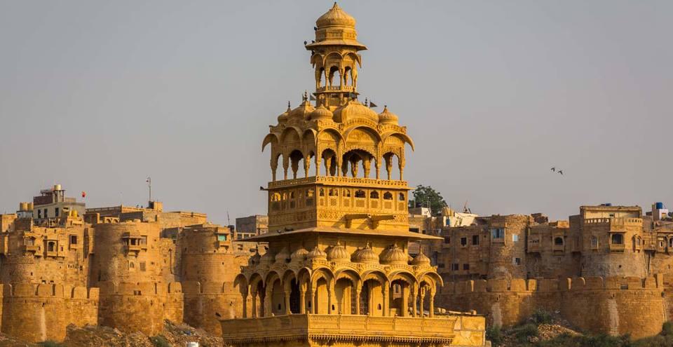 Badal Palace & Tazia Tower